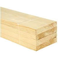 Wickes Redwood PSE Timber - 20.5 x 119 x 2400 mm Pack of 4