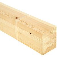 Wickes Redwood PSE Timber - 20.5 x 144 x 2400 mm Pack of 5