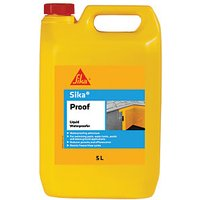 Click to view product details and reviews for Sika Proof Waterproof Admixure 5l.