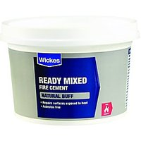 Wickes Ready Mixed Fire Cement 1kg