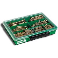 Click to view product details and reviews for Spax Screws Assortment Case Pack Of 245.