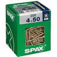 Click to view product details and reviews for Spax Universal Zinc Yellow Screws 4 X 50mm Pack Of 250.