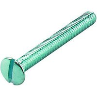 Wickes Spare Electrical Screws 30mm 4 Pack