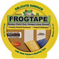 FrogTape Delicate Surface Yellow Masking Tape - 24mm x 41m