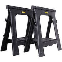 Stanley Folding Saw Horse Pack 2