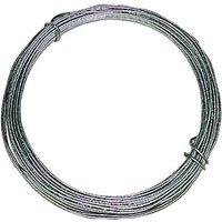 Wickes Galvanised Garden Wire - 2mm x 20m