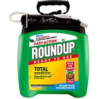 Fast Action Pumpngo Roundup Weedkiller