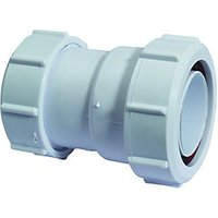 McAlpine ST28m Pipe Reducing Coupling    32 x 38mm