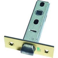 Click to view product details and reviews for Urfic Rt903 60 01tbl Tubular Door Latch Brass 75mm.