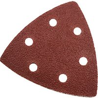 Wickes Detail Coarse Sanding Sheets - 93mm Pack of 10