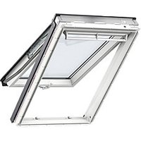 VELUX White Top Hung Roof Window - 660 x 1180mm