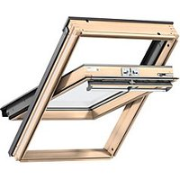 VELUX Pine Centre Pivot Roof Window - 1340 x 1400mm