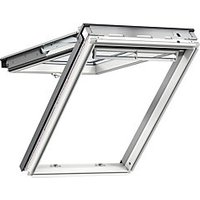 VELUX White Painted Top Hung Roof Window - 940 x 1600mm