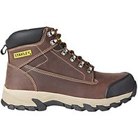 Stanley Milford Brown Safety Work Boots Size 7