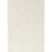 Wickes Prussian White Real Wood Top Layer Sample