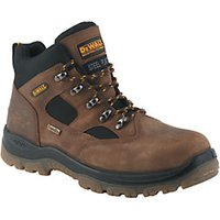 DEWALT Challenger Hiker Safety Boot - Brown Size 12