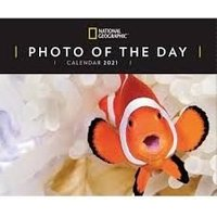 'Photo Of The Day National Geographic Box Calendar 2021
