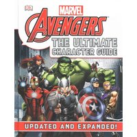 'Marvel The Avengers The Ultimate Character Guide