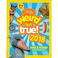 Weird But True! 2018