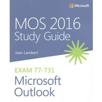 'Mos 2016 Study Guide For Microsoft Outlook