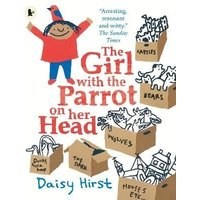 'The Girl With The Parrot On Her Head