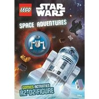 'Lego (r) Star Wars: Space Adventures (activity Book With Minifigure)