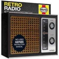 'Haynes Fm Retro Radio Kit (no Soldering)
