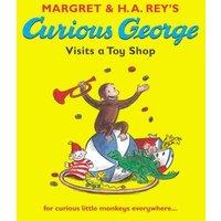 'Curious George Visits A Toy Shop
