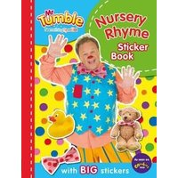 'Mr Tumble Something Special: Nursery Rhyme Sticker Book