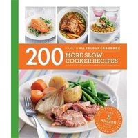 'Hamlyn All Colour Cookery: 200 More Slow Cooker Recipes