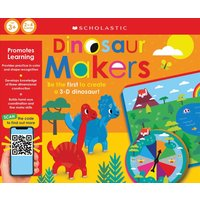 'Dinosaur Makers: Scholastic Early Learners (learning Game)