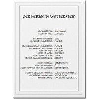 Image of Schild für Wetterstein im DIN A4-Format