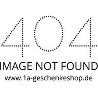 Image of Wetterstein zur Hochzeit mit Foto - Blechschild A4 - Farbe: violett