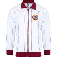Aston Villa 1982 Away Retro Football Track Jacket