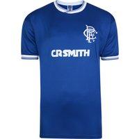 Rangers 1986 Scottish League Cup Final Retro Shirt