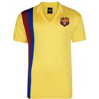 Barcelona 1982 Away Retro Football Shirt