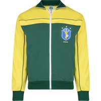 Brasil 1986 World Cup Finals Track Jacket