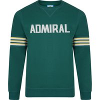 Admiral 1974 Green Club Sweatshirt