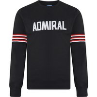 Admiral 1974 Black Club Sweatshirt