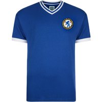 Chelsea 1960 No8 Retro Football Shirt