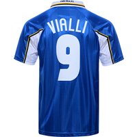 Chelsea 1998 ECWC Final No9 Vialli shirt