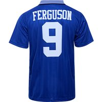 Everton 1995 Umbro FA Cup Final No9 Ferguson Shirt