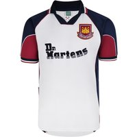 West Ham United 1999 Away Retro Football Shirt