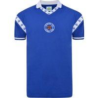 Leicester City 1976 Admiral shirt