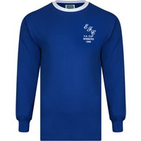 Everton 1966 FA Cup Winners Retro Football Shirt