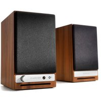 Audioengine HD3 Powered Desktop Speakers (pair) Colour WALNUT