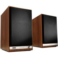 Audioengine HD6 Powered Speakers (Pair) Colour WALNUT