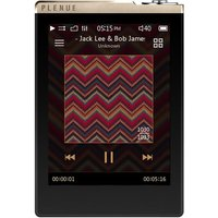 Cowon Plenue D (PD) High Resolution 32GB Music Player with microSD Expansion Slot Colour GOLD