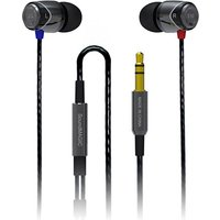 SoundMagic E10 In-Ear Earphones Colour PURPLE/BLACK