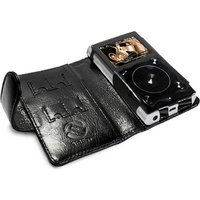 Tuff-Luv Vintage leather case for Fiio X1 ii (2nd Gen) - Black
